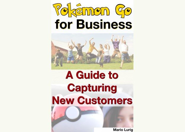 Pokemon Go for Business cover