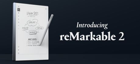 Introducing reMarkable 2